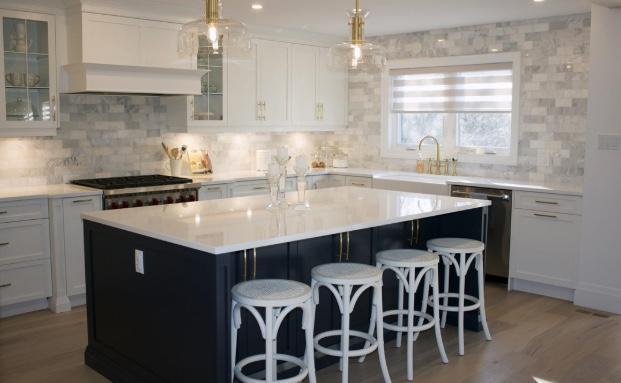 21 Quartz Kitchen Islands Ideas To Inspire Your Dream Kitchen Hanstone Quartz