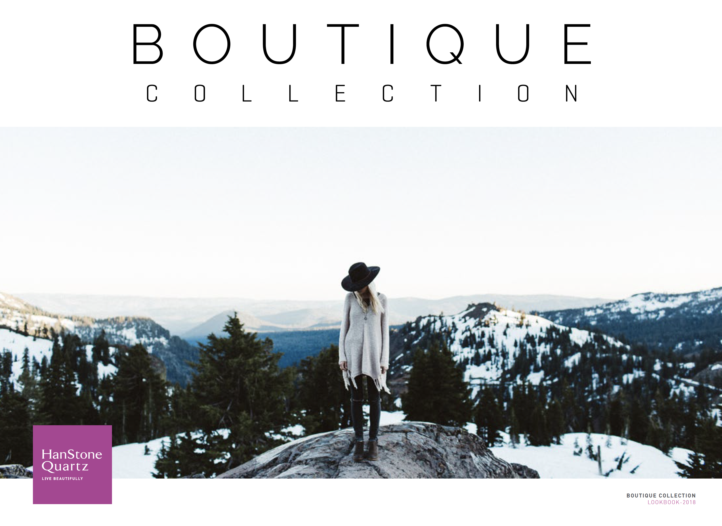 Boutique Collection Booklet